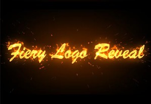 Creating Fiery Logo Reveal Animation in After Effects