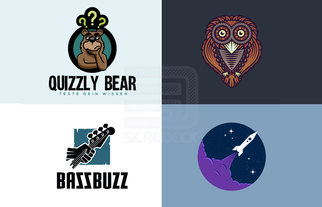 Inspiring Logo Designs from Freelancers Around the World